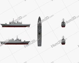 Comandanti-class patrol vessel Clipart