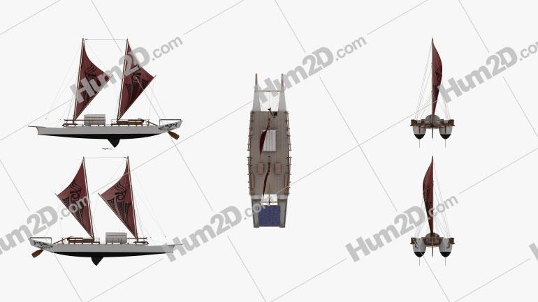 Faafaite Ship clipart