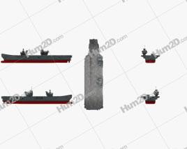 HMS Queen Elizabeth Ship clipart