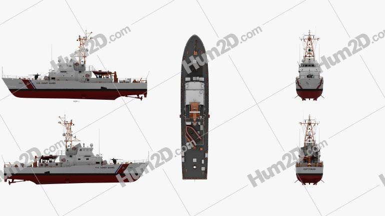 Island-class patrol boat Ship clipart
