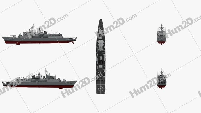 MEKO 200TN frigate Ship clipart