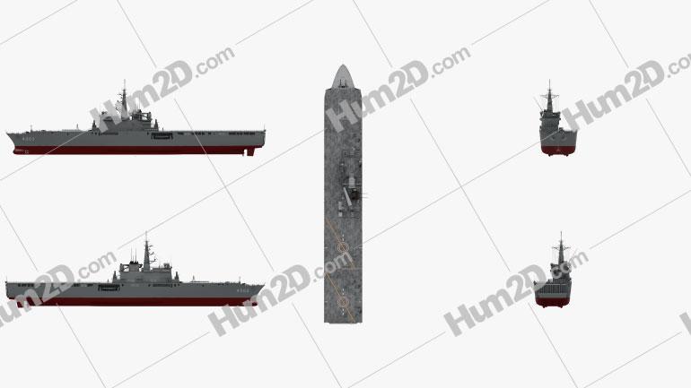 Osumi-class tank landing ship Ship clipart