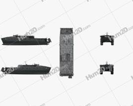 Spearhead-class EPF Ship clipart