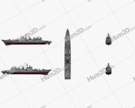 Talwar-class frigate