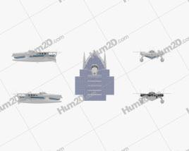 MS Turanor PlanetSolar Ship clipart