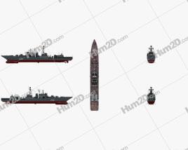 Udaloy-class destroyer