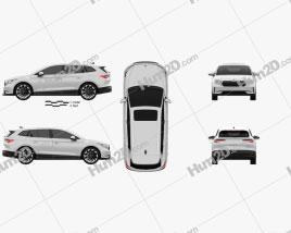 Skoda Enyaq iV Founders Edition 2021 car clipart