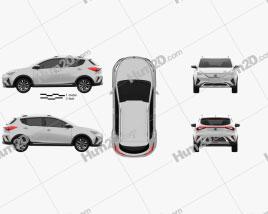 Sol E20X 2018 car clipart