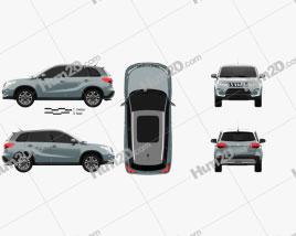 Suzuki Vitara Hybrid AllGrip 2020