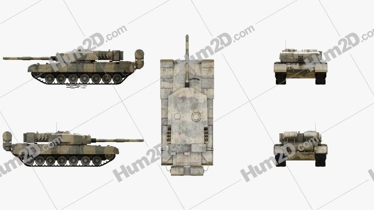 Arjun Tank Mk I