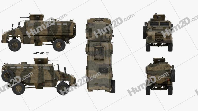 BMC Kirpi MRAP