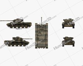 Comet Tank I