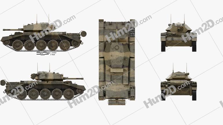 Crusader Tank Mk III