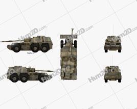 G6 howitzer