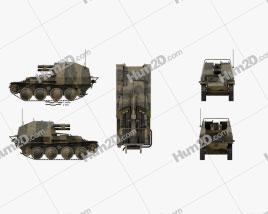 Grille Self-propelled Artillery