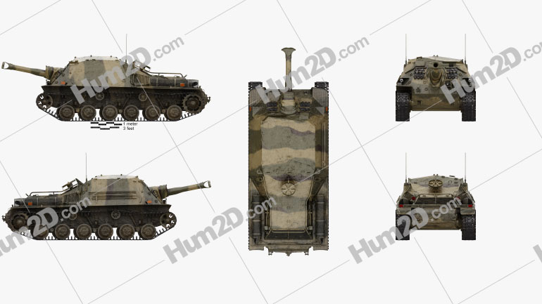 Infanterikanonvagn 103