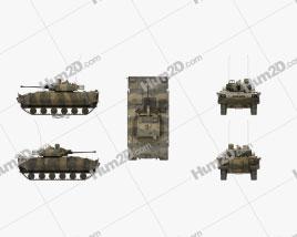 K21 KNIFV Infantry fighting vehicle