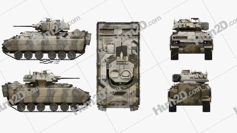 M2A1 Bradley