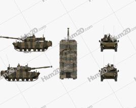 Kaplan MMWT Tank