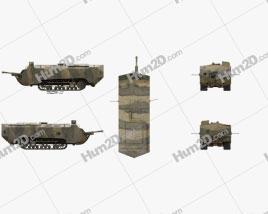Saint-Chamond Tank