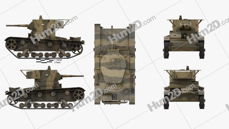 T-26 Imagem Clipart