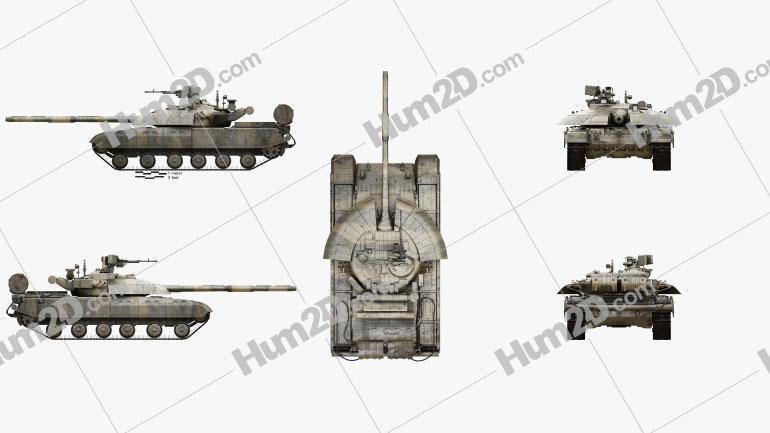 T-64BM Bulat