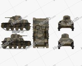 Type 97 Te-Ke tankette