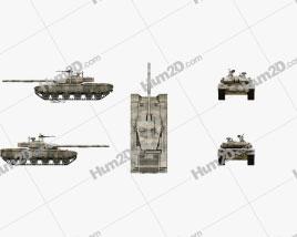 Type 99 clipart