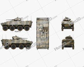 VBCI Infantry Fighting Vehicle