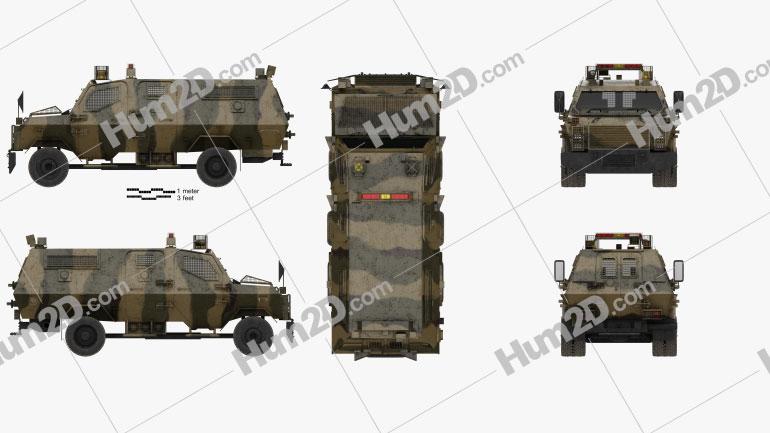 Wolf Armoured Vehicle