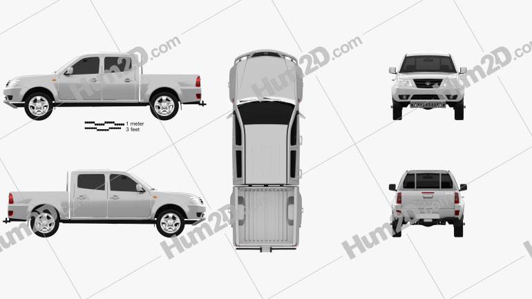 Tata Xenon Double Cab 2008