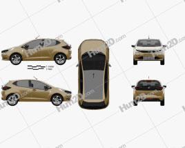 Tata Altroz 2020 Clipart