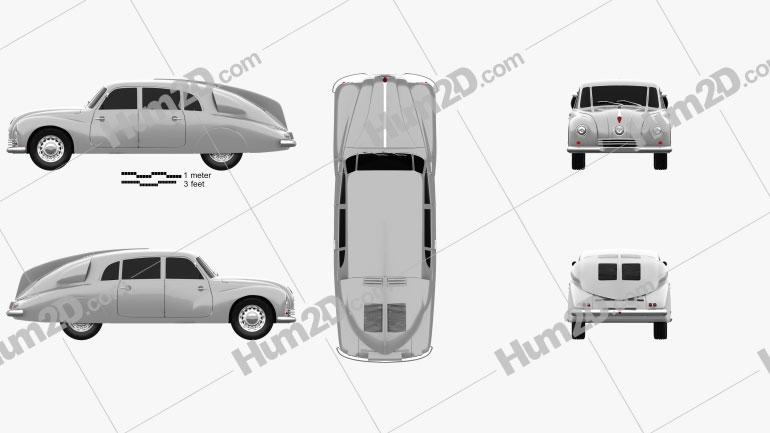 Tatra T87 1936