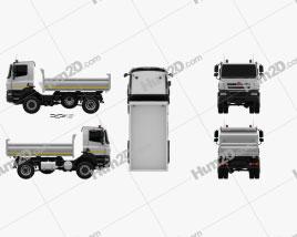 Tatra Phoenix Tipper Truck 2011