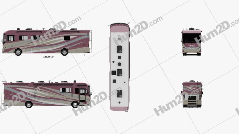 Tiffin Allegro Bus 2017