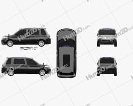 Toyota JPN Taxi 2013