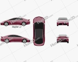 Toyota NS4 2015