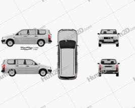 Toyota Probox Van 2002
