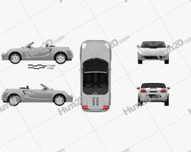 Toyota MR2 Roadster 1999