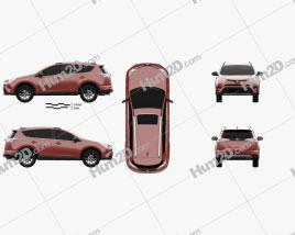 Toyota RAV4 SE 2016