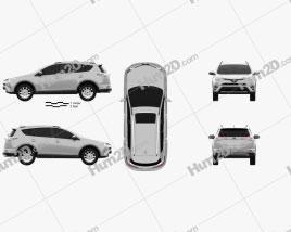 Toyota RAV4 VXR 2016