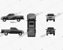 Toyota Tundra Access Cab SR5 1999