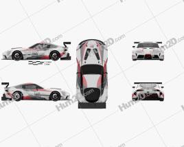 Toyota Supra Racing 2018