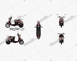 Unu Scooter 2015