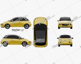 Vauxhall Adam 2013