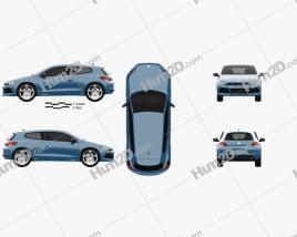 Volkswagen Scirocco R 2010