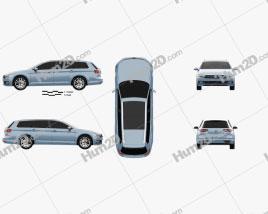 Volkswagen Passat (B8) variant 2014