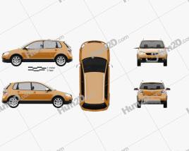 Volkswagen Cross Polo 2006