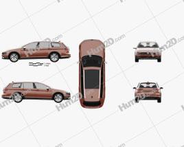 Volkswagen Passat (B8) Alltrack 2016