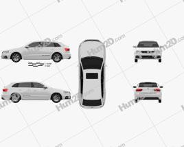 Volkswagen Gran Lavida Sport 2013 car clipart